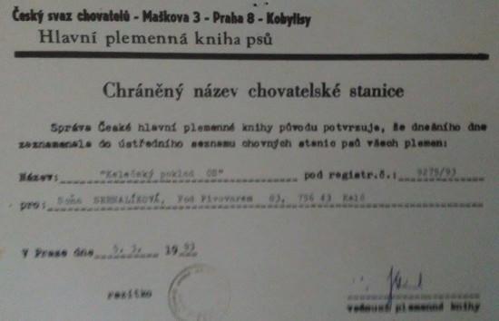 chovka